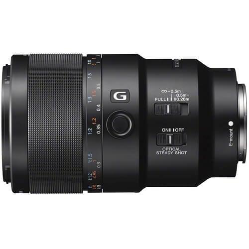 Sony FE 90mm f2.8 Macro G OSS Lens 2