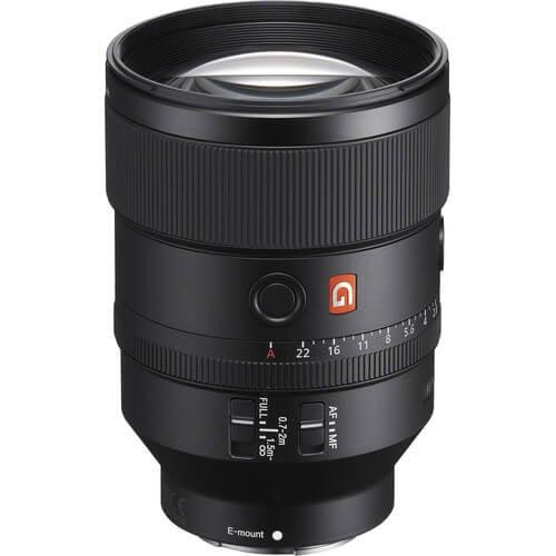 Sony Lens GM SEL135F18GM FE 135mm F1.8 GM 2