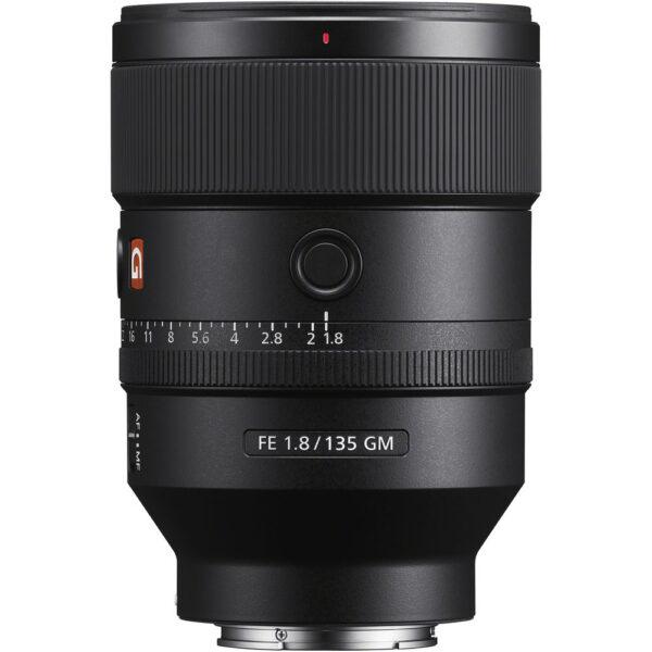 Sony Lens GM SEL135F18GM FE 135mm F1.8 GM 3