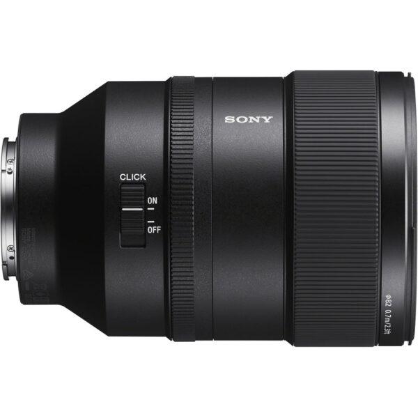 Sony Lens GM SEL135F18GM FE 135mm F1.8 GM 4