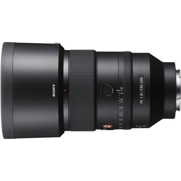 Sony Lens GM SEL135F18GM FE 135mm F1.8 GM 7