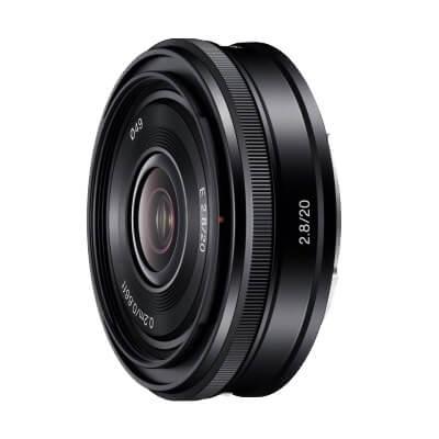 Sony Lens SEL16F28 E 16mm F2.8 1
