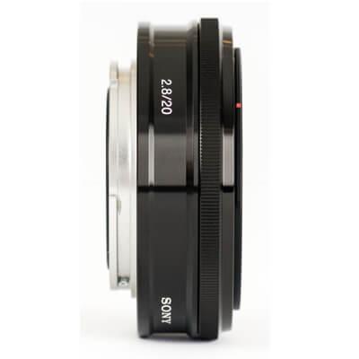 Sony Lens SEL16F28 E 16mm F2.8 3