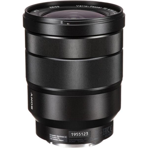 Sony Lens ZA SEL1635Z FE 16 35mm F4 OSS 2