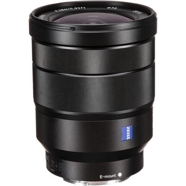 Sony Lens ZA SEL1635Z FE 16 35mm F4 OSS 3