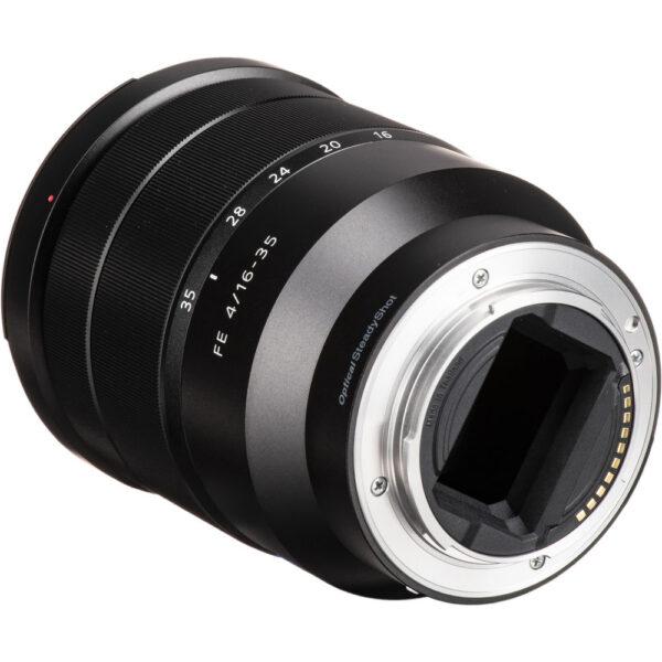 Sony Lens ZA SEL1635Z FE 16 35mm F4 OSS 6