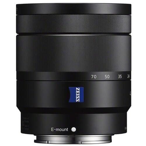Sony Lens ZA SEL1670Z E 16 70mm F4 OSS Vario Tessar T 2