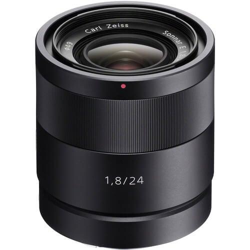 Sony Lens ZA SEL24F18Z E 24mm F1.8 1