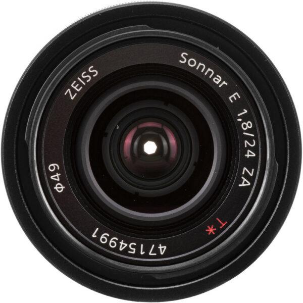 Sony Lens ZA SEL24F18Z E 24mm F1.8 7