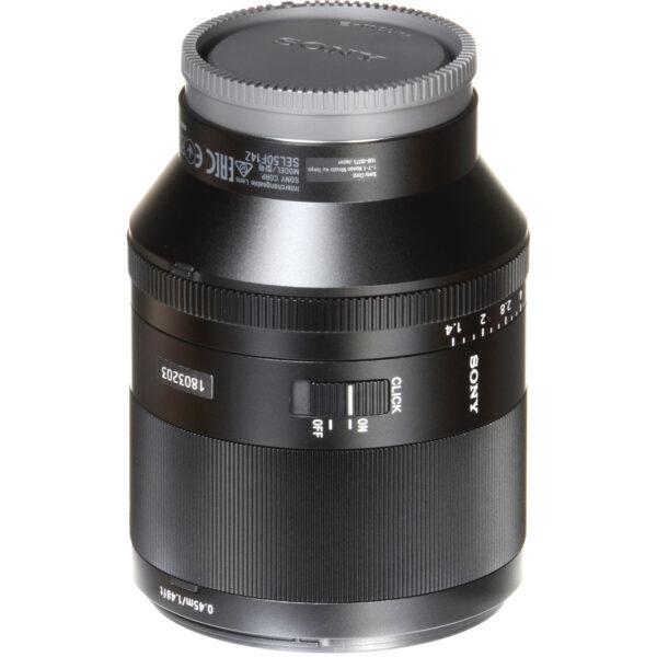 Sony Planar T FE 50mm f1.4 ZA Lens 11