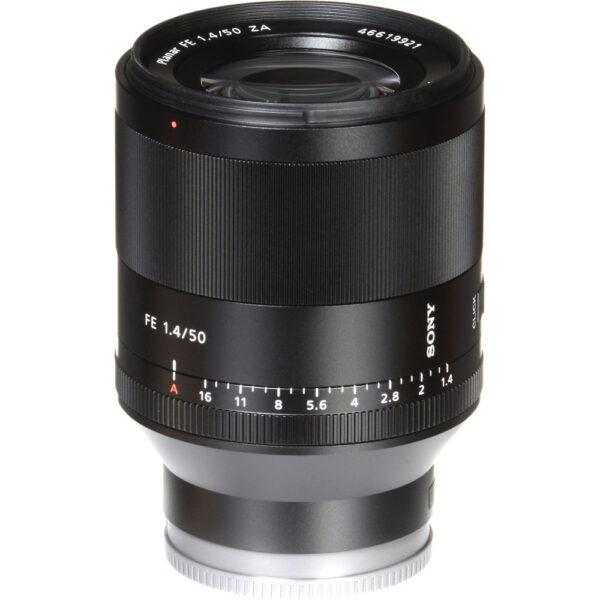 Sony Planar T FE 50mm f1.4 ZA Lens 17