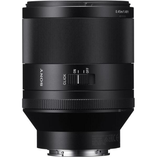 Sony Planar T FE 50mm f1.4 ZA Lens 2