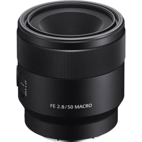 Sony SEL50M28 FE 50mm f2.8 Macro Lens 1