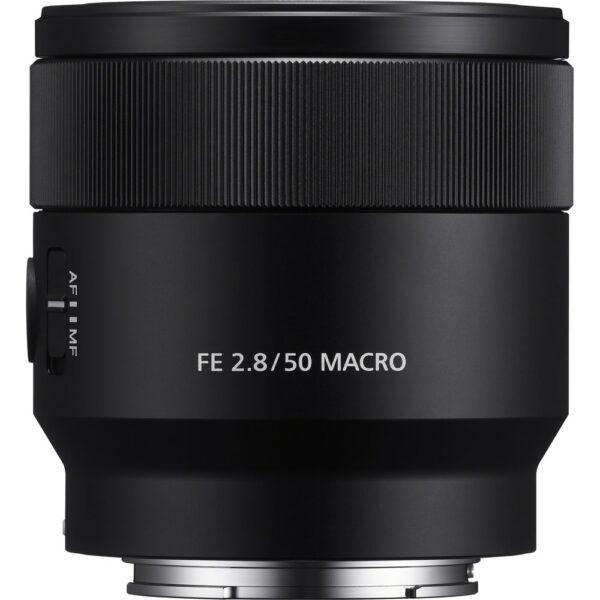 Sony SEL50M28 FE 50mm f2.8 Macro Lens 2
