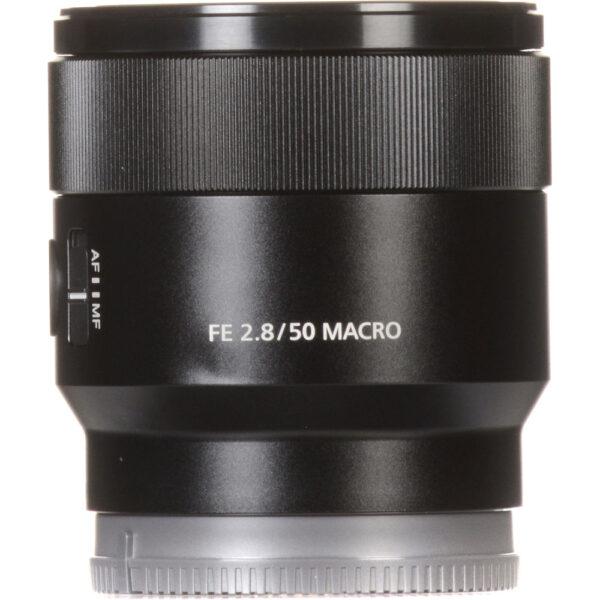 Sony SEL50M28 FE 50mm f2.8 Macro Lens 21