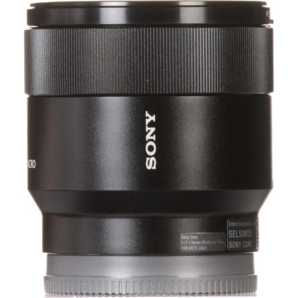 Sony SEL50M28 FE 50mm f2.8 Macro Lens 22