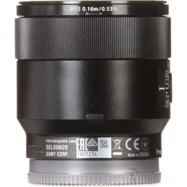Sony SEL50M28 FE 50mm f2.8 Macro Lens 23