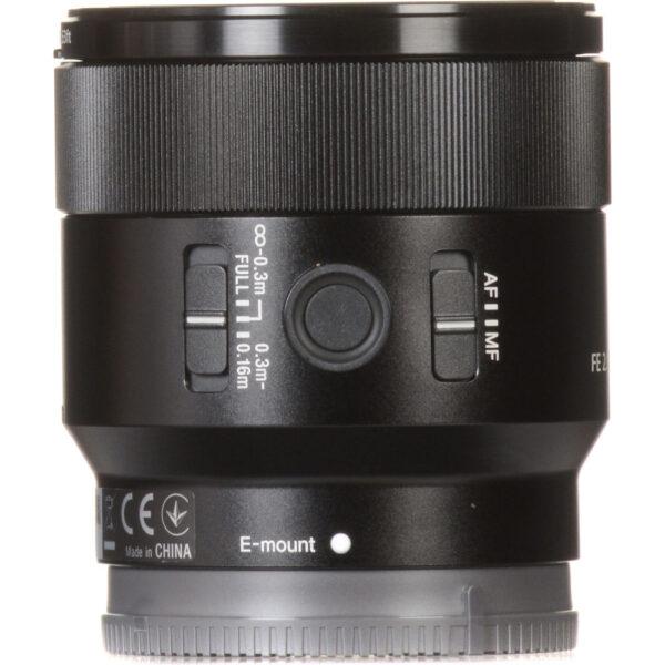Sony SEL50M28 FE 50mm f2.8 Macro Lens 24