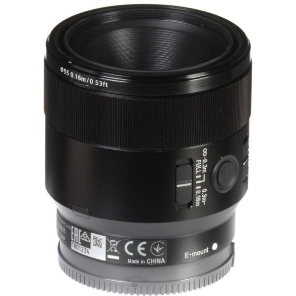 Sony SEL50M28 FE 50mm f2.8 Macro Lens 29