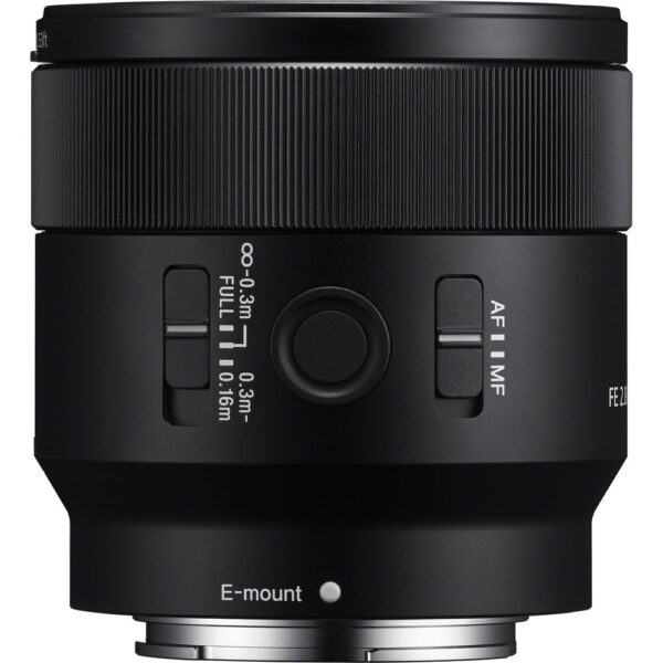 Sony SEL50M28 FE 50mm f2.8 Macro Lens 3