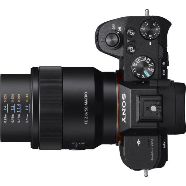 Sony SEL50M28 FE 50mm f2.8 Macro Lens 8