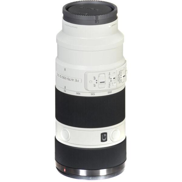 Sony SEL70200G FE 70 200mm f4 G OSS Lens 10