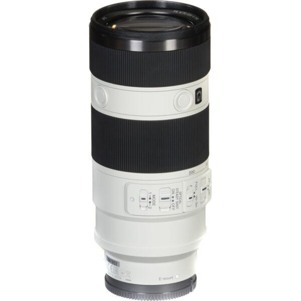 Sony SEL70200G FE 70 200mm f4 G OSS Lens 12
