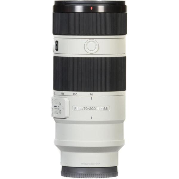Sony SEL70200G FE 70 200mm f4 G OSS Lens 14