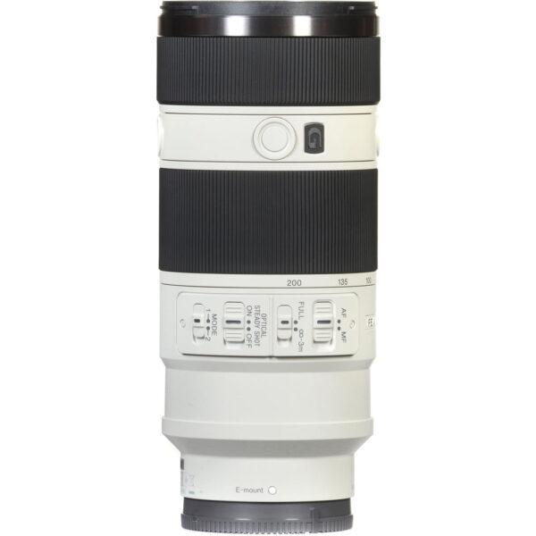 Sony SEL70200G FE 70 200mm f4 G OSS Lens 15