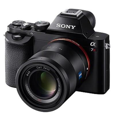 Sony Sonnar T FE 55mm f1.8 ZA Lens 6