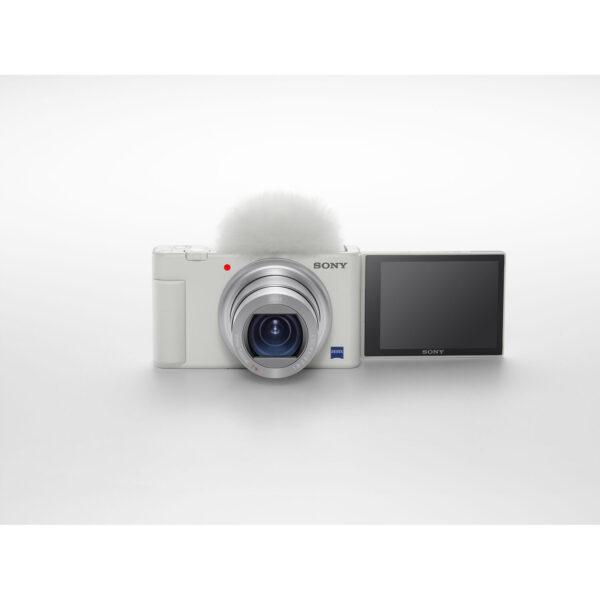 Sony ZV-1 Digital Camera (White)