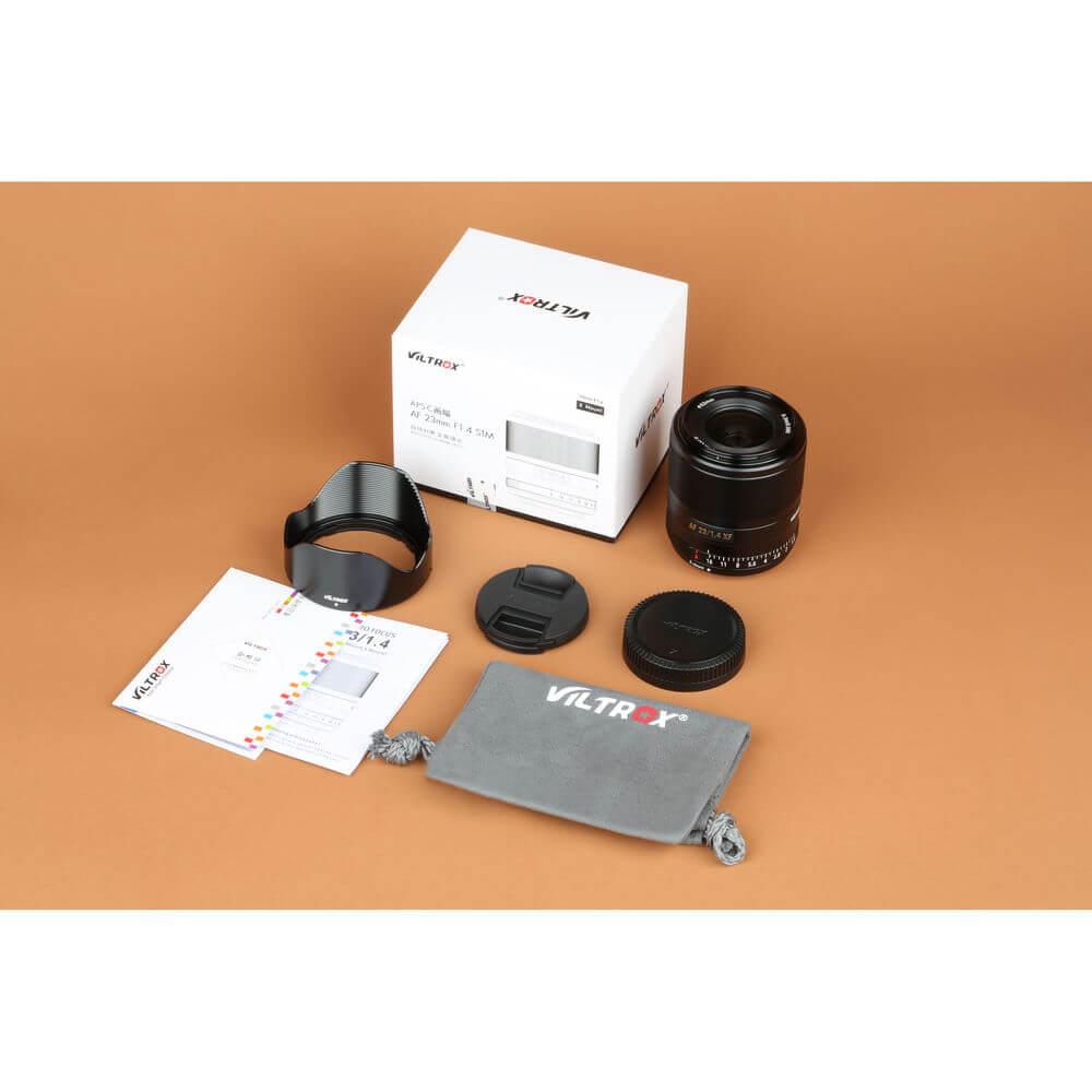 Viltrox AF 23mm f1.4 XF Lens for FUJIFILM X 20