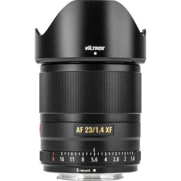 Viltrox AF 23mm f1.4 XF Lens for FUJIFILM X 3