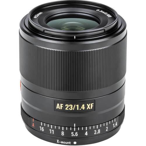 Viltrox AF 23mm f1.4 XF Lens for FUJIFILM X 4