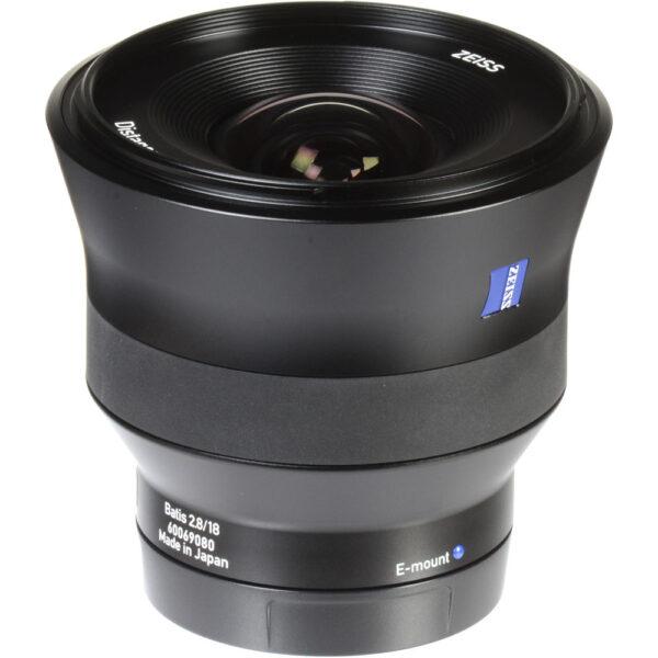 ZEISS Batis 18mm f2.8 Lens for Sony E 14
