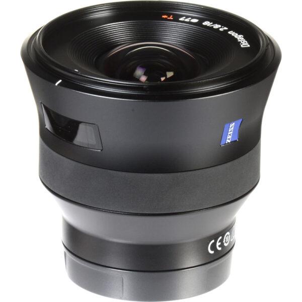 ZEISS Batis 18mm f2.8 Lens for Sony E 16