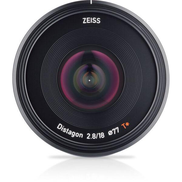ZEISS Batis 18mm f2.8 Lens for Sony E 4