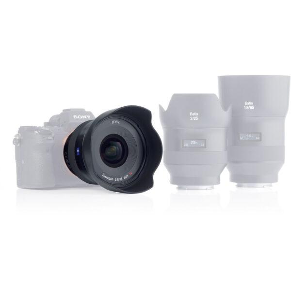 ZEISS Batis 18mm f2.8 Lens for Sony E 7