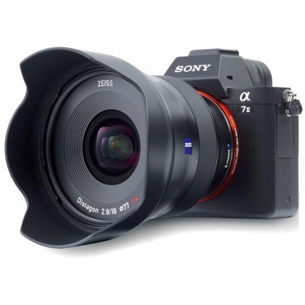ZEISS Batis 18mm f2.8 Lens for Sony E 8