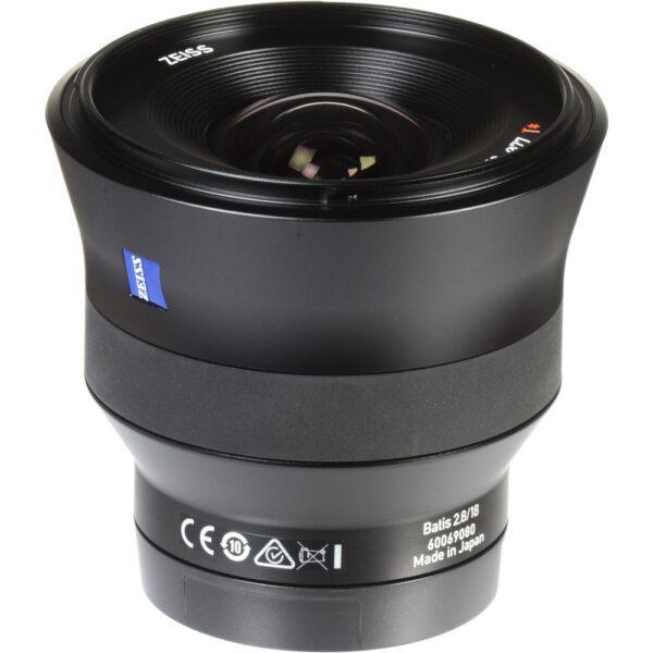 ZEISS Batis 18mm f2.8 Lens for Sony E17