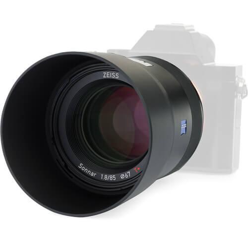 ZEISS Batis 85mm f1.8 Lens for Sony E 9 1