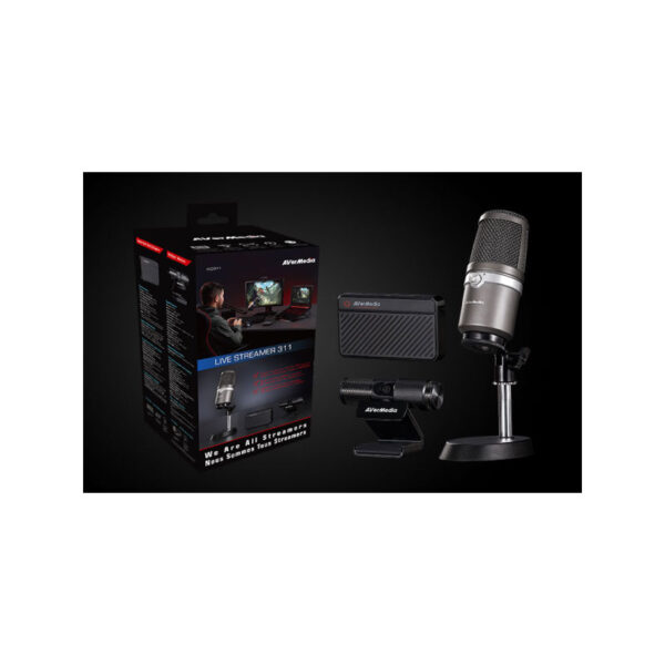 avermedia live streamer 311