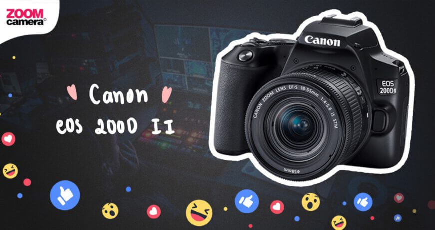 canon 200d ii pic