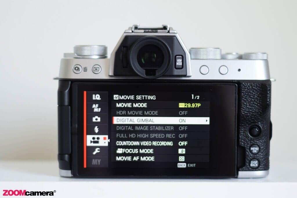 fujixt200 5