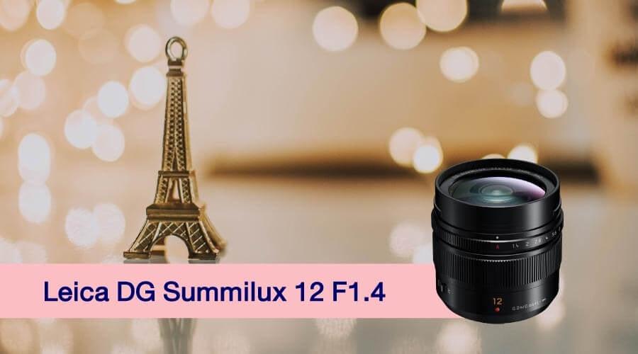 เลนส์ถ่ายสาว Leica 12