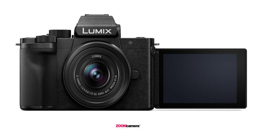 รีวิว Panasonic Lumix G100 vario angle flip screen