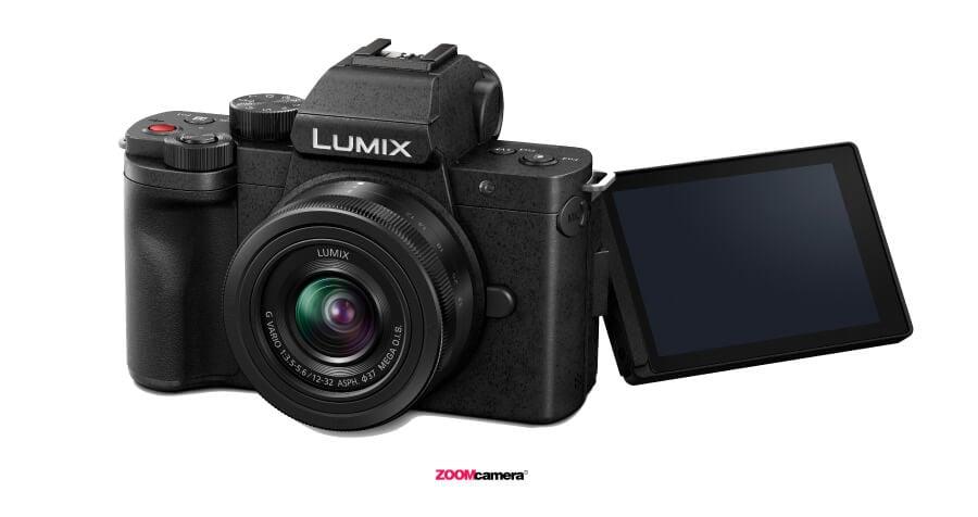 รีวิว Panasonic Lumix G100 lcd vario angle