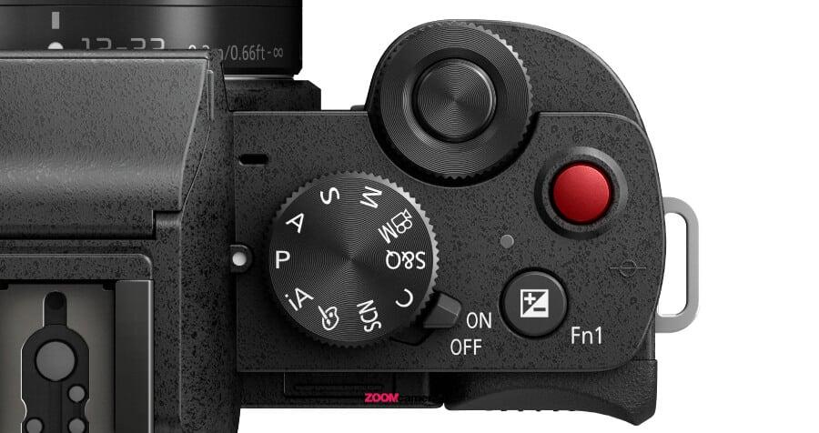 รีวิว Panasonic Lumix G100 video button