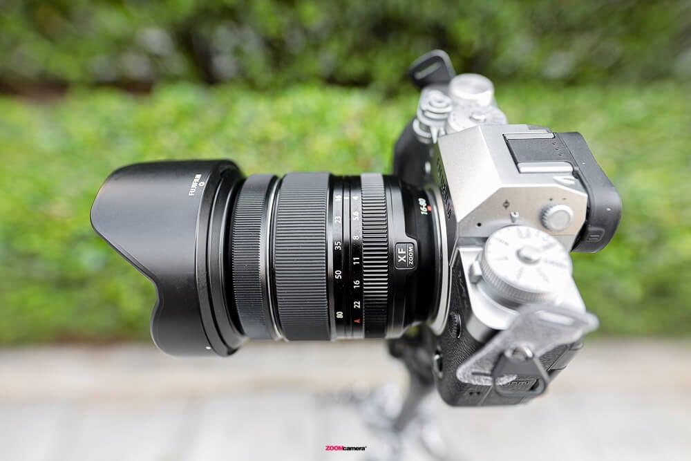 Review Fujifilm 16-80 F4 OIS WR XF Lens