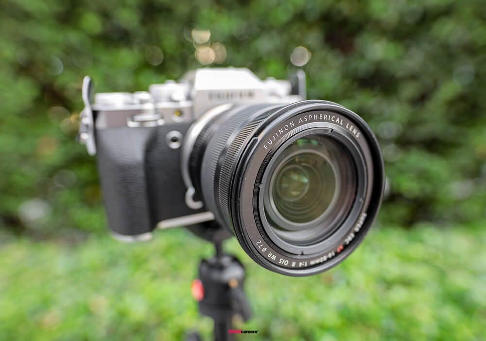 รีวิว Fujifilm 16-80 F4 OIS WR Result